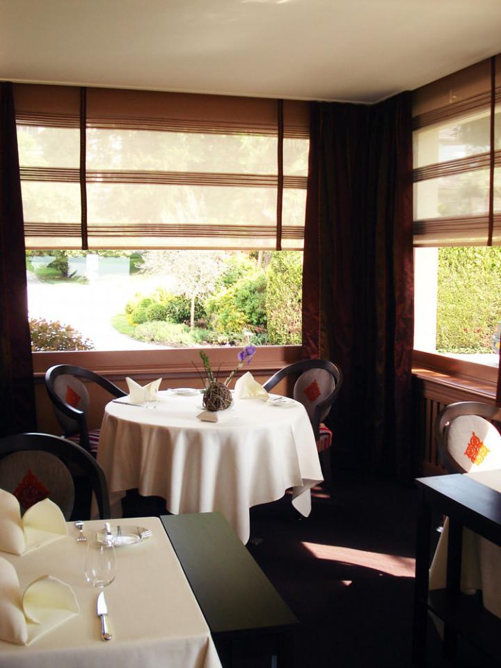 Restaurant - Décoration - Vue d'Ensemble Montreux
